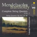 Complete String Quartets Vol 3