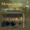Complete String Quartets Vol 4
