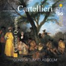 Clarinet Quartets Vol 1