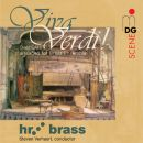 Viva Verdi:Overtures arranged for Brass