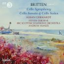 Britten: Cello Symphony, Cello Sonata & Suites