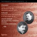 The Romantic Violin Concerto - 14: Glazunov, Schoe