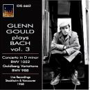 Glenn Gould plays Bach Vol.3