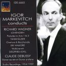 Igor Markevitch conducts Wagner & Debussy