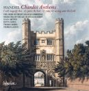 Haendel: Chandos Anthems Nos 5a, 6a & 8