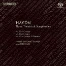 Haydn - Theatrical Symph.