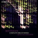 Messiaen - Cpl. Organ