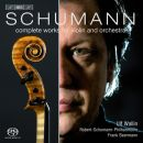 Schumann - Violin and orch