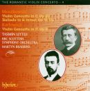 The Romantic Violin Concerto – 4