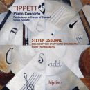 Tippett: The complete music for piano