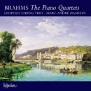 Brahms: The Piano Quartets, Intermezzos Op 117 for