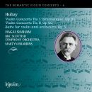 Hubay: Violin Concertos Nos 1 & 2, Suite for violi