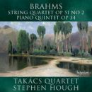 Brahms: String Quartet Op 51 No 2 & Piano Quintet