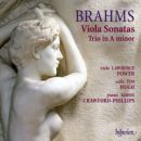 Brahms: Viola Sonatas, Trio in A minor
