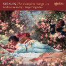 Strauss: The Complete Songs – 3
