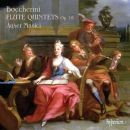 Boccherini: Six Quintets for flute and strings