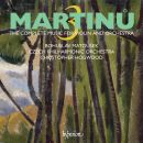 Martinu: The compl. music for violin & orch. Vol.3