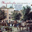 Mendelssohn: Songs and Duets - Vol. 4