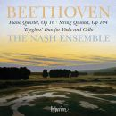 Beethoven: Piano Quartet, String Quintet, Eyeglass