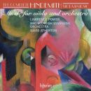 Hindemith: Complete Viola Music, Vol. 3
