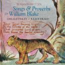 Britten: Songs & Proverbs of William Blake …