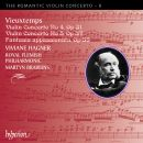 Vieuxtemps: The Romantic Violin Concerto - Vol. 8