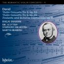 David: The Romantic Violin Concerto - Volume 9