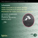 Schumann: The Romantic Violin Concerto - Vol. 13