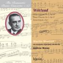 The Romantic Piano Concerto Vol - 57: Wiklund