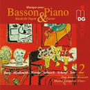 Music for Bassoon and Piano Vol.2