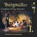 Complete String Quartets Vol 1