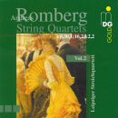 String Quartets Vol 2
