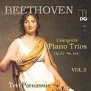 Complete Piano Trios Vol 3
