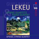 String Quartets/Piano Quartet