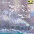 STRING QUARTETS NO. 12 & 14