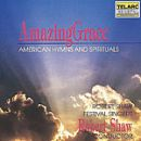 AMAZING GRACE / AMERICAN HYMNS AND