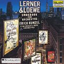 LERNER & LOWE (SONGBOOK FOR ORCHEST