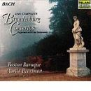 THE COMPLETE BRANDENBURG CONCERTOS