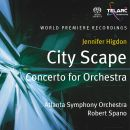 CITY SCAPE / CONCERTO FOR ORCHESTRA