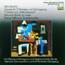 Bartók / Ravel / Milhaud: Mrongovius / Uriarte
