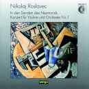 In den Stunden des Neumonds / Konzert für Violine und Orchester Nr. 1