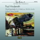 Streichquartett Nr. 2 f-Moll, op. 10 / Streichquartett Nr. 6 in Es