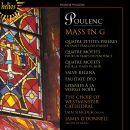 Poulenc: Mass & Motets