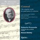 Gounod: The Complete Works  for pedal piano & orchestra