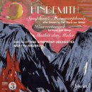 Hindemith: Symphonic Metamorphosis & other Orchestral Works