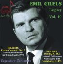 Emil Gilels - Legacy Vol. 10 - Legendary Treasures