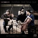 Sitkovetsky Piano Trio plays Dvorak, Smetana & Suk