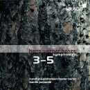 Symphonies 3-5