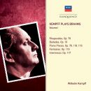 Kempff plays Brahms – Volume I