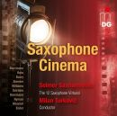 Saxophone Cinema - Film Music